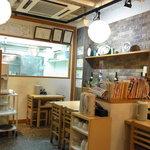 釜ひろ - 製麺室