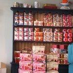 Kunitachi Tea House - ショップコーナー