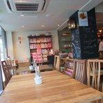 Kunitachi Tea House - オープンで気持ちがいい!
