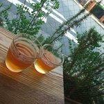 Kunitachi Tea House - 水出し紅茶2種