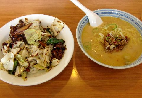中国料理龍盛
