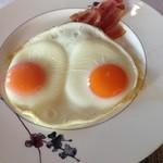 44490574 - 朝食ビュッフェ。