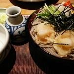 八雲 - 海老おろし蕎麦
