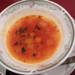 マリーザ - スープ(ミネストローネ)
