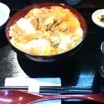 柳屋 - 親子丼(980円)