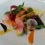 44493229 - 彩り野菜のシンフォニー