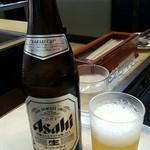 お好み幸房 和楽 - ビール