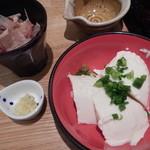 大戸屋 - 手造り豆腐