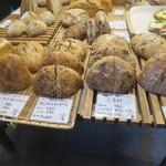 薪窯天然酵母パン工房 オ フルニル デュ ボワ - 天然酵母パン2