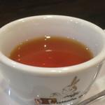 ラ・ピッコラ・ターヴォラ - 紅茶