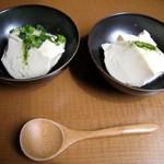 おとうふかふぇ 五六亭 - お豆腐ビュッフェ