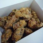 おべんと屋 - 料理写真:ランキングNo1 から揚げ(弁当ではなく単品を注文)