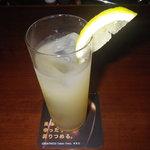 マリング - 柚子のカクテル