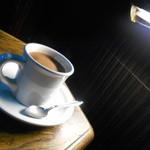 名曲喫茶ライオン - ココア