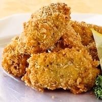 甲子亭 - 【11月】牡蠣の中華風フライ