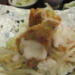 お清水 - 醤油カツ丼1 アップ