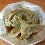東軒 - 水餃子 500円