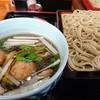 湯蕎庵 味津肥盧 - 料理写真:鴨せいろ950円