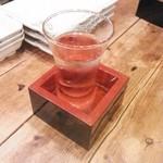 日本鮮魚甲殻類同好会 - 日本酒『八海山』