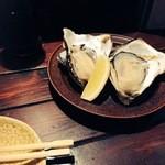 イザカヤトリビーMark.2 - 生牡蠣