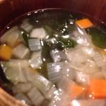 44508978 - 野菜スープ