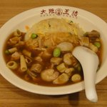 大阪王将 - 福建焼飯 580円