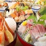 はなの夢 - 華の宴コース3800円