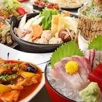はなの夢 - 料理写真:彩の宴コース2800円
