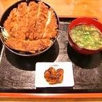 喜多方らーめん めんこい - ソースカツ丼