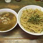 藍華 - 料理写真:201511 つけ麺大盛り(900円)