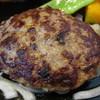ハンバーグワークス - 料理写真:ワークスハンバーグ150g