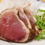 田中鮮魚店 - 鰹