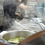 呑兵衛屋台 - 厨房