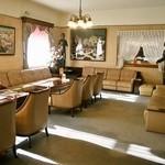 レストラン雪河亭 - 待合いルーム