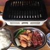 赤れんが - 料理写真:三品定食1000円