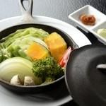 黒毛WAGYU RESTAURANT HACHI - 料理写真