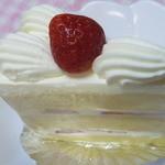 菓子工房 みのりづき - ショートケーキ