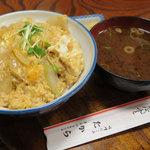 44514796 - ランチサービス「カツ丼  750円」