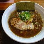 札幌鮭ラーメン麺匠 赤松 - 焦がし醤油ラーメン