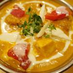 インディアンレストラン アールティ - チキンカレー