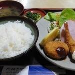 たぬきや - 料理写真:『たぬきやランチ』670円