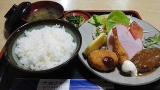 たぬきや - 『たぬきやランチ』670円