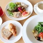 タラソカフェ - 料理写真: