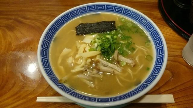南京千両本家 - ラーメン 550円