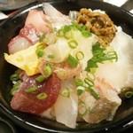 44518924 - おまかせ海鮮丼