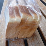 ぱんやさん - 料理写真:食パン