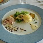 ゾーナ イタリア - 前菜その2