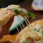 カフェビィー - 料理写真:Cafe Be ピザ