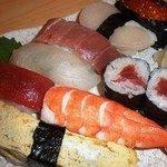 月乃家寿司 - 料理