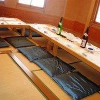 和個室でゆったりとした贅沢な時間をお過ごしください。